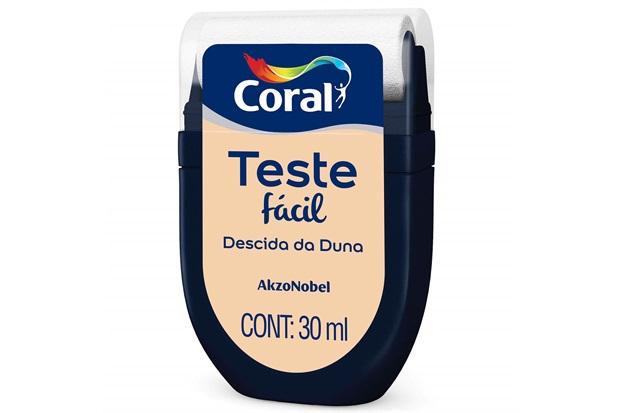 Teste Fácil Descida da Duna 30ml - Coral