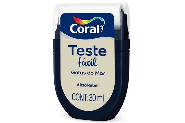 Teste Fácil Gotas do Mar 30ml - Coral