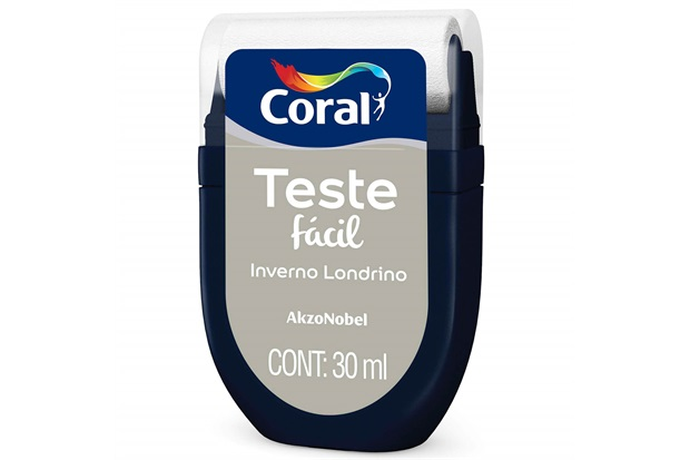 Teste Fácil Inverno Londrino 30ml - Coral