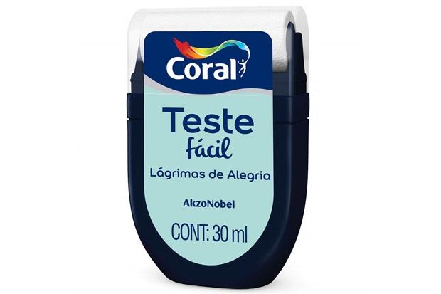 Teste Fácil Lágrimas de Alegria 30ml - Coral