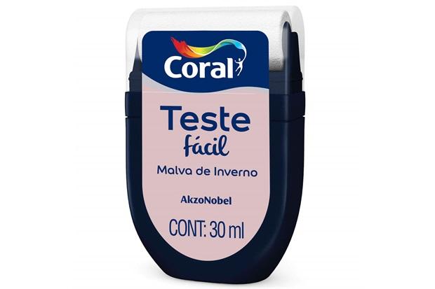 Teste Fácil Malva de Inverno 30ml - Coral
