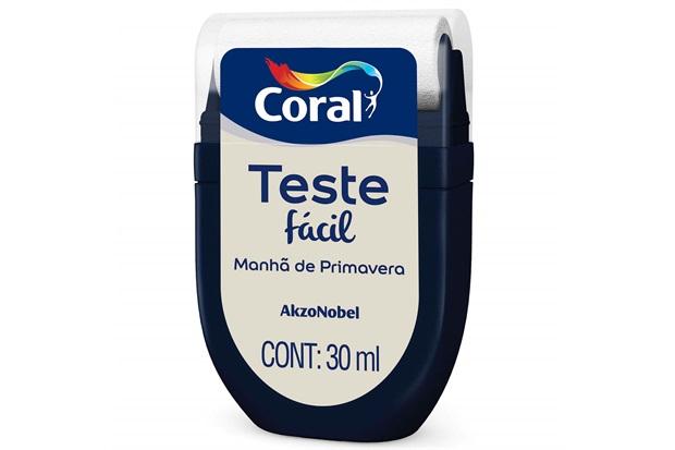 Teste Fácil Manhã de Primavera 30ml - Coral