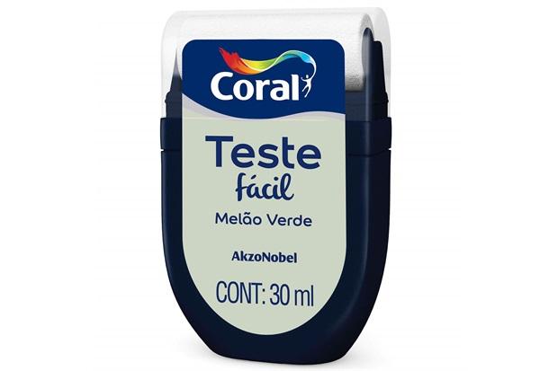 Teste Fácil Melão Verde 30ml - Coral