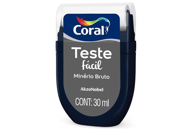Teste Fácil Minério Bruto 30ml - Coral