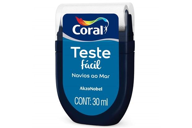 Teste Fácil Navios Ao Mar 30ml - Coral