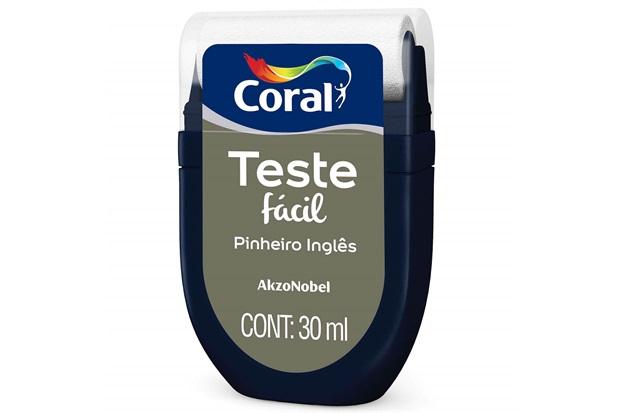 Teste Fácil Pinheiro Inglês 30ml - Coral