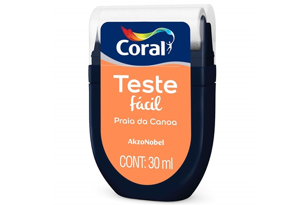 Teste Fácil Praia da Canoa 30ml - Coral