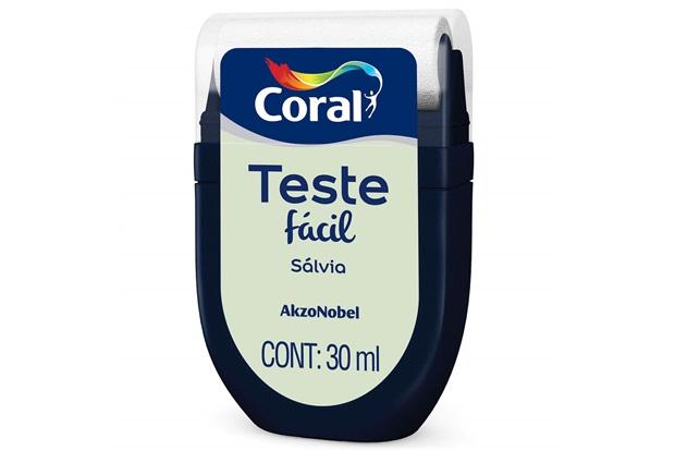 Teste Fácil Sálvia 30ml - Coral