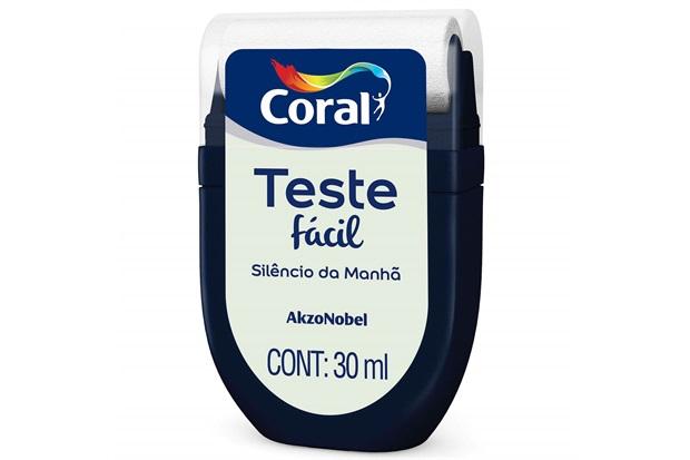Teste Fácil Silêncio da Manhã 30ml - Coral
