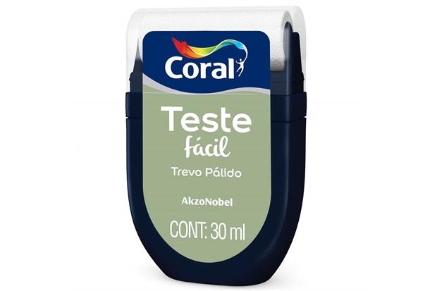 Teste Fácil Trevo Pálido 30ml - Coral
