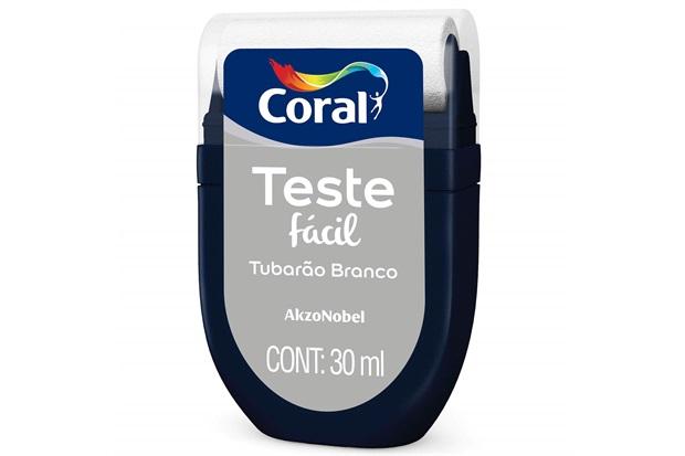 Teste Fácil Tubarão Branco 30ml - Coral