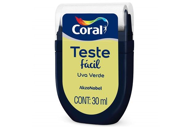 Teste Fácil Uva Verde 30ml - Coral