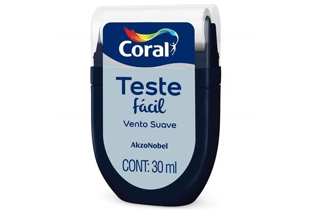 Teste Fácil Vento Suave 30ml - Coral