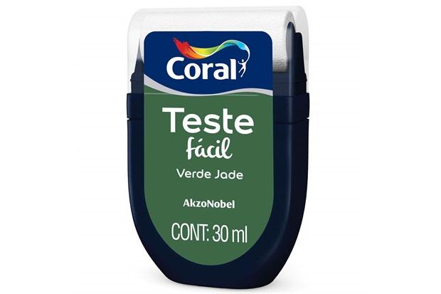 Teste Fácil Verde Jade 30ml - Coral