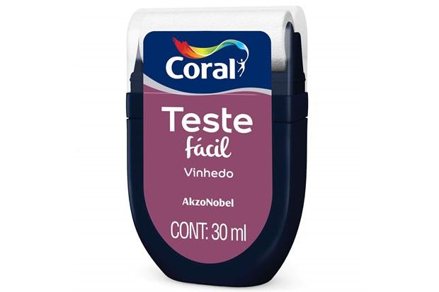 Teste Fácil Vinhedo 30ml - Coral