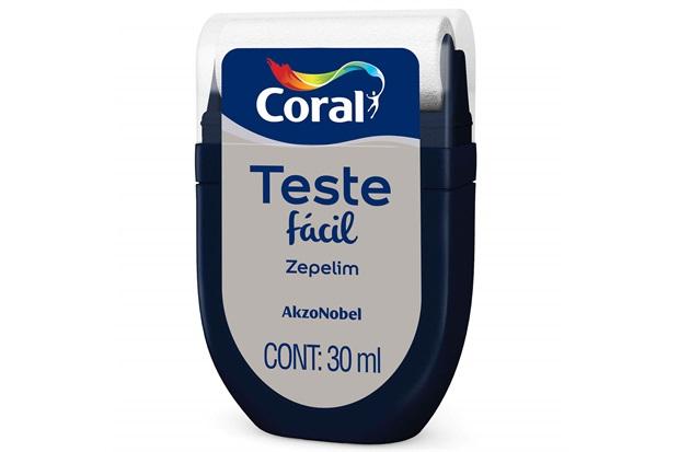 Teste Fácil Zepelim 30ml - Coral