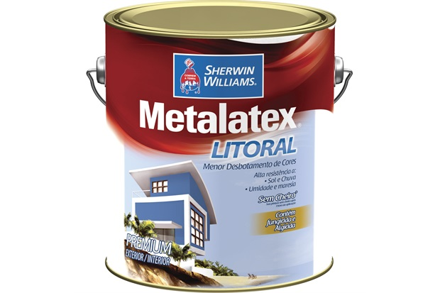 Tinta Acrílica Metalatex Litoral Palha Itaunas 3,6 Litros - Sherwin Williams