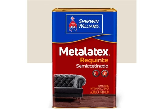Tinta Acrílica Metalatex Requinte Super Lavável Bianco Sereno 18 Litros - Sherwin Williams