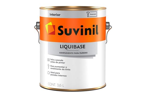 Tinta Complemento para Paredes Liquibase 3,6 Litros - Suvinil