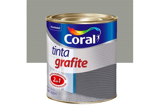 Tinta Grafite Claro 900ml - Coral