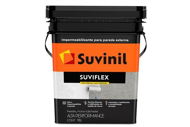 Tinta Impermeabilizante Suviflex 18 Litros - Suvinil