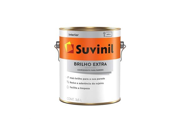 Tinta Látex Complemento para Paredes Brilho Extra 3,6 Litros - Suvinil