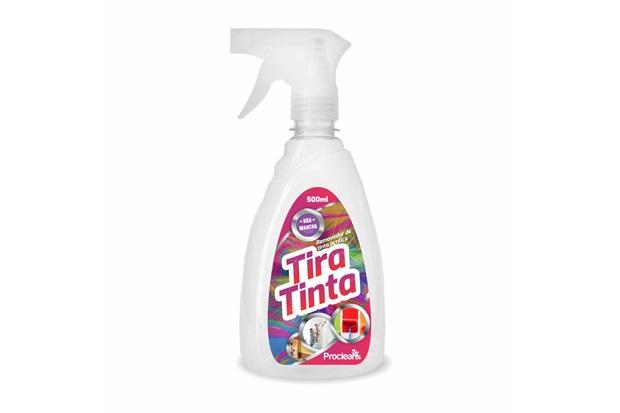 Tira Tinta Acrílica em Spray 500ml - Proclean