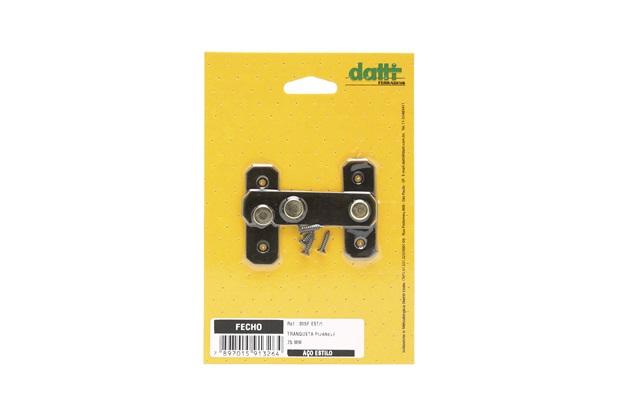 Tranqueta 75mm Estilo 305 Fe/S  - Datti