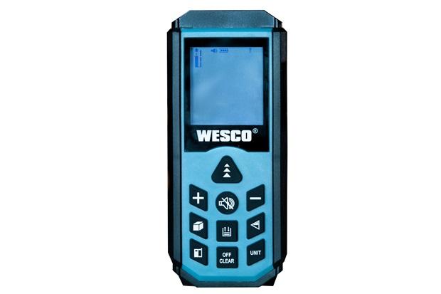 Trena Laser 40m Ws8910 Azul - Wesco