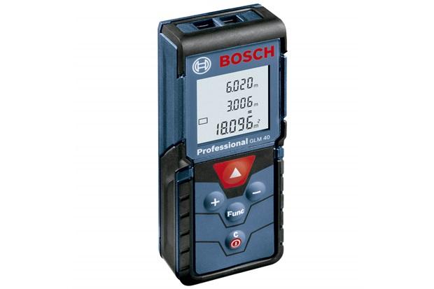 Trena Laser Glm 40 Professional Azul - Bosch