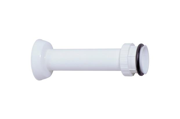 Tubo de Ligação Ajustável para Bacia 1 1/2x20cm - GTRES