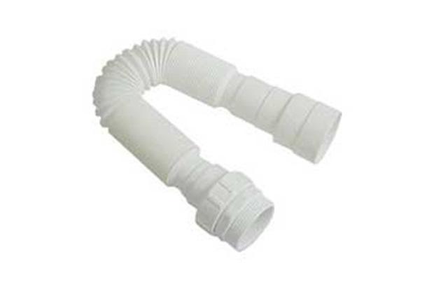 Tubo Extensivo para Escoamento Universal Branco - Blukit