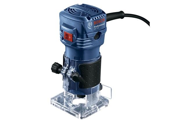 Tupia 550w 220v Gkf 550 Azul - Bosch