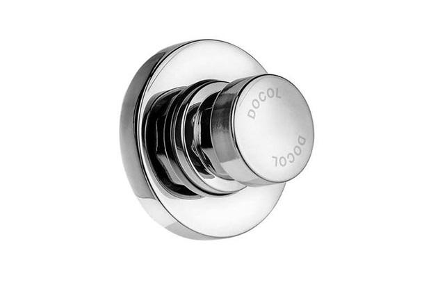 Válvula Chuveiro Água Fria Ou Pré-Misturada Pressmatic Baixa Pressão Ref. 17120306 - Docol