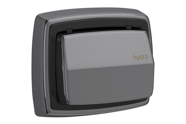 """Válvula de Descarga 1.1/2"""" Hydra Max Cinza - Deca"""