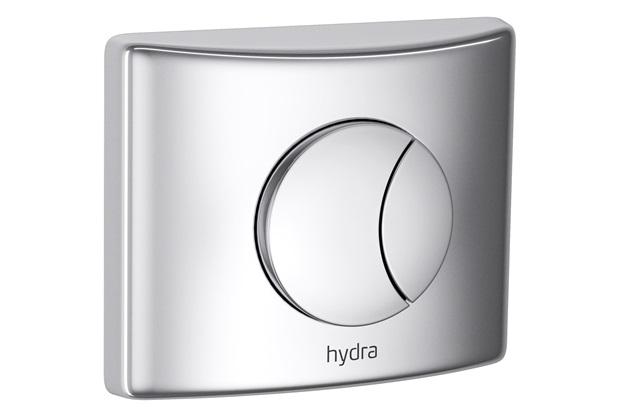 """Válvula de Descarga 1.1/4"""" Hydra Duo Cromada - Deca"""