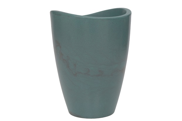 Vaso em Polietileno Cone Copacabana 30x40cm Couper - Vasart
