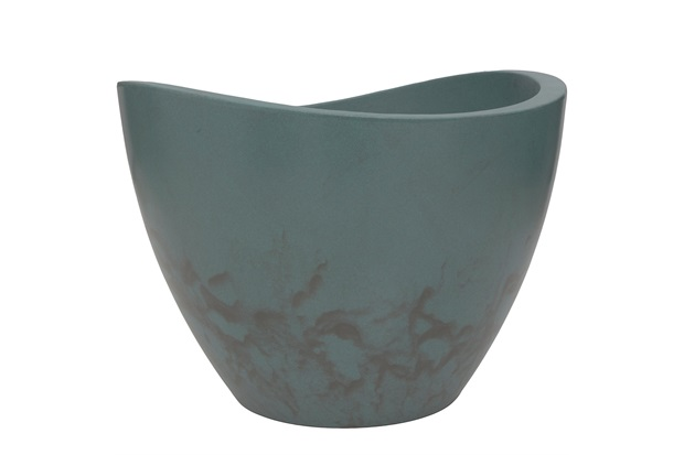 Vaso em Polietileno Cone Copacabana 65x45cm Couper - Vasart