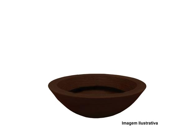 Vaso Terra Bowl Rusty 55 Cm 0180.55.09 - Vasart