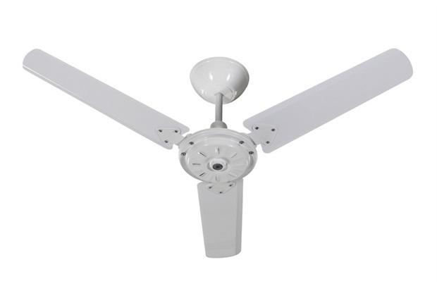 Ventilador Comercial Eco San 3 Pás sem Iluminação Branco 220v  - Tron