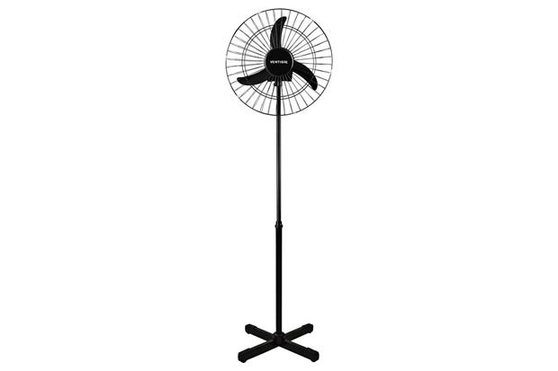 Ventilador de Coluna New Preto/ Preto 127v - Ventisol