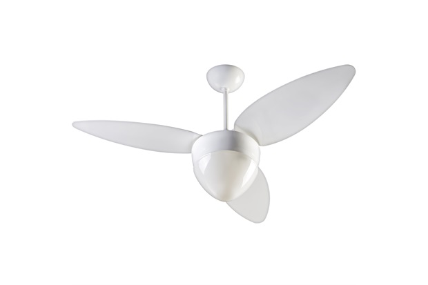 Ventilador de Teto Aires 110v 130w Branco  - Ventisol