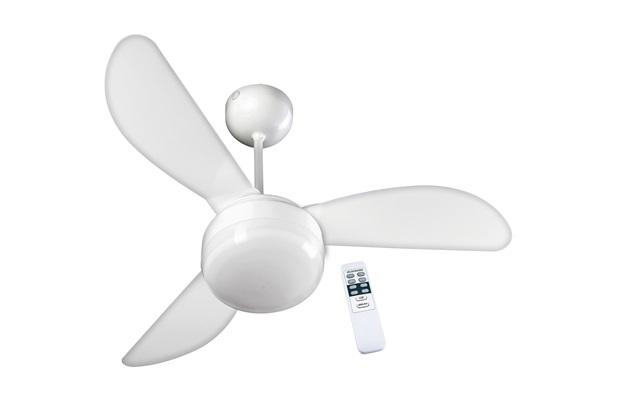 Ventilador de Teto Santorini com Controle Remoto 220v Branco - Casanova
