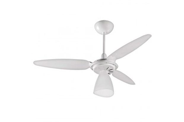 Ventilador Wind Light 3 Pás Branco 110v - Ventisol