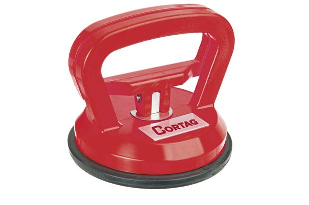 Ventosa Simples 30kg Vermelha - Cortag